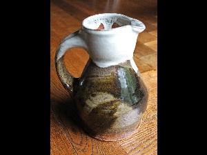 Mashiko Pitcher-Jar by Murata Gen