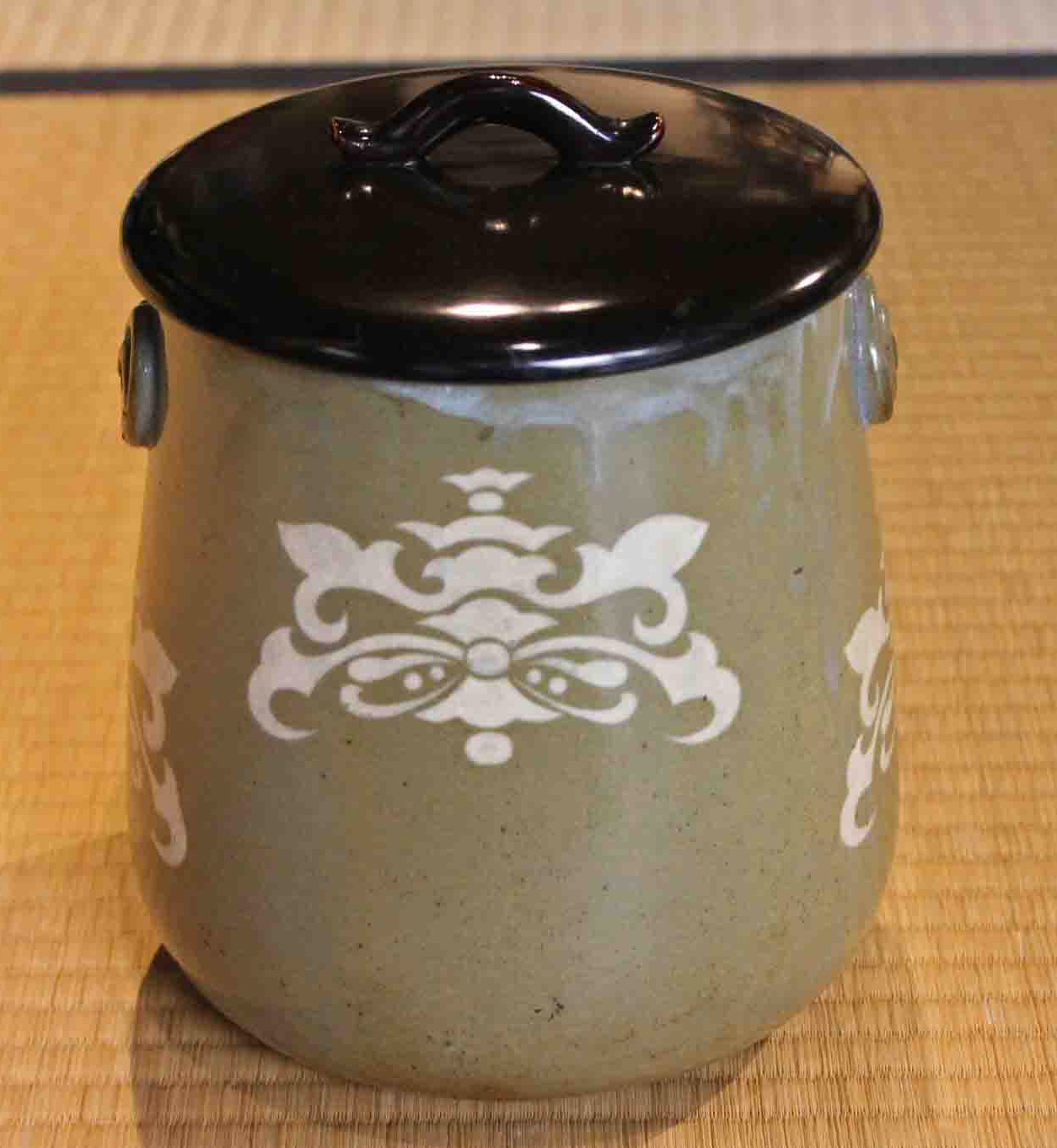 Rare Koda Ware Mizusashi